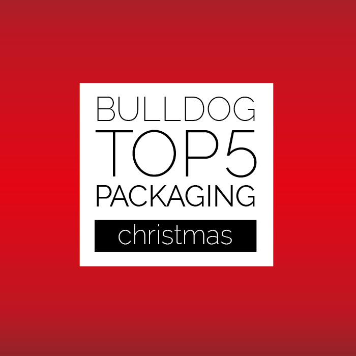Imagen principal post Bulldog TOP5: Packaging Christmas
