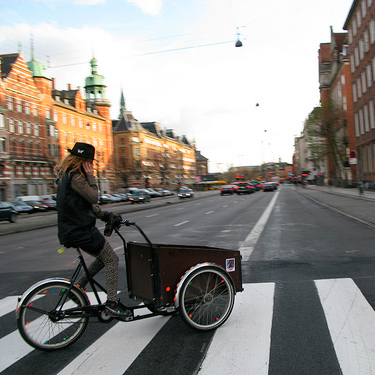 Imagen principal post Christiania bikes