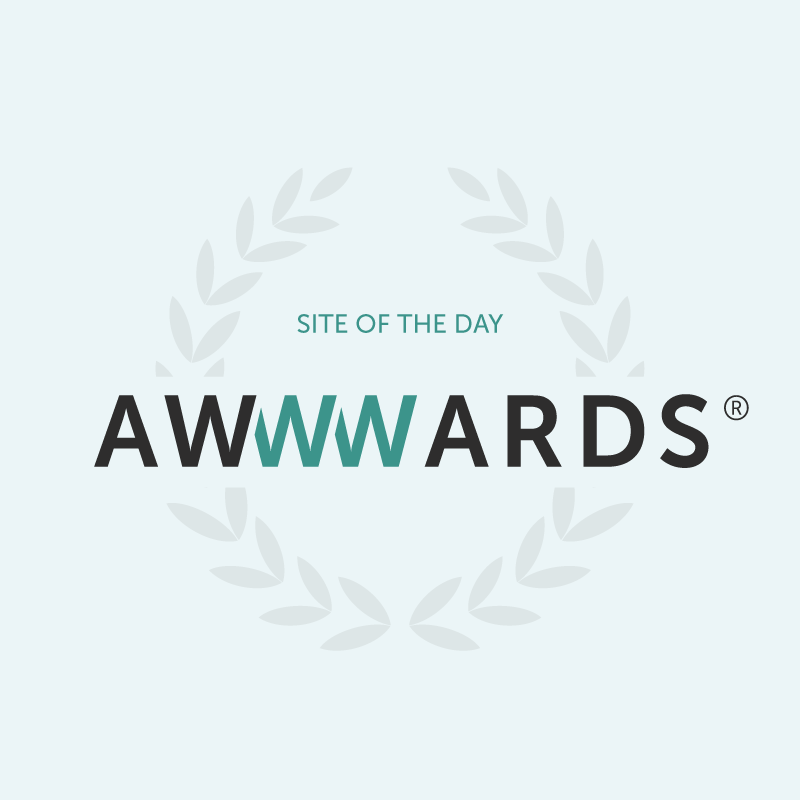 Imagen principal post Awwwards web !